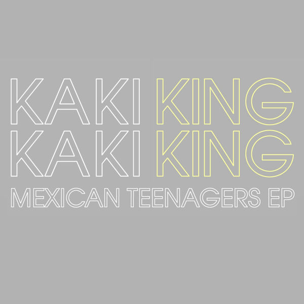 Kaki King - Mexican Teenager EP