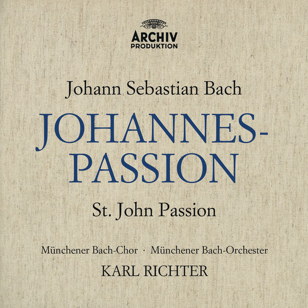 Evelyn Lear - Bach: Johannes-Passion, BWV 245
