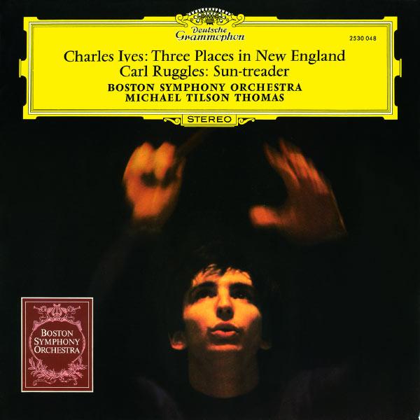 Michael Tilson Thomas - Ruggles: Sun Treader / Schuman: Violin Concerto / Piston: Symphony No. 2