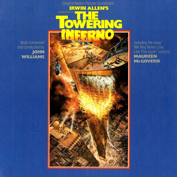 John Williams - The Towering Inferno (Original Motion Picture Soundtrack - 1974)
