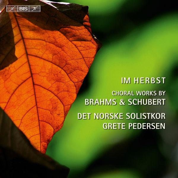 Grete Pedersen - Im Herbst (Choral Works by Brahms & Schubert)