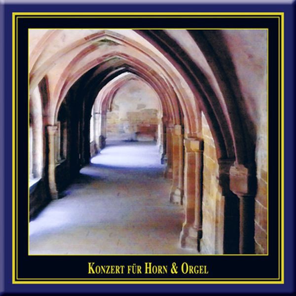 Erika Budday - Concert for Horn & Organ