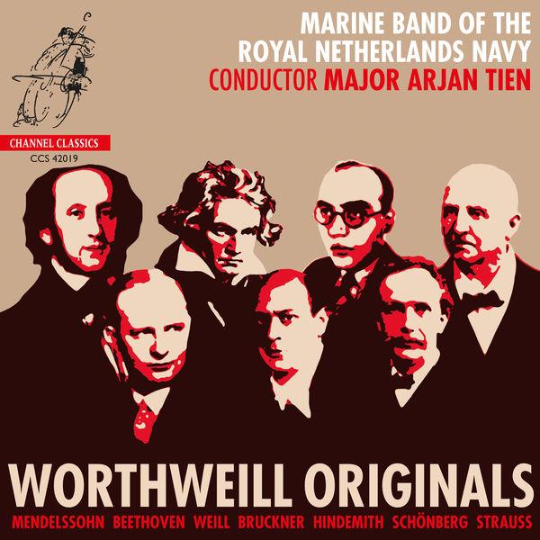 Arjan Tien - WorthWeill Originals