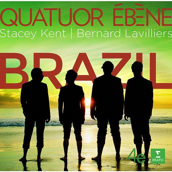 Quatuor Ébène - Brazil (Édition Studio Masters)
