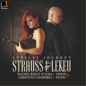 "Afficher ""Lyrical Journey (Strauss - Lekeu)"""