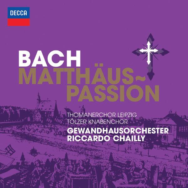 Thomanerchor Leipzig - Bach, J.S.: St. Matthew Passion
