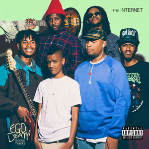 The internet ego death (2xlp + download card).
