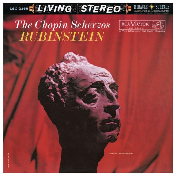 Arthur Rubinstein - Chopin: Scherzos