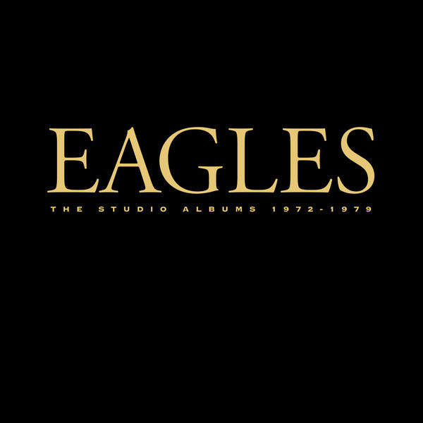 Eagles - The Studio Albums 1972-1979 (6 CD)