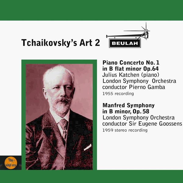 Various Artists - Tchaikovsky's Art 2
