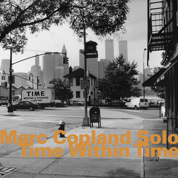 Marc Copland - Time Within Time