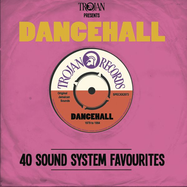 Various Artists - Trojan Presents Dancehall