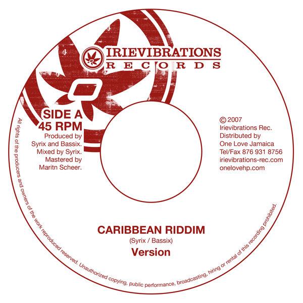 Various Artists - Irievibrations: Caribbean Riddim Selection