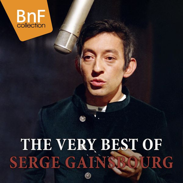 Serge Gainsbourg - The very best of serge gainsbourg
