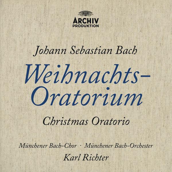 Gundula Janowitz - Bach, J.S.: Christmas Oratorio, BWV 248