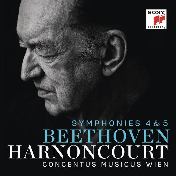 Nikolaus Harnoncourt - Beethoven : Symphonies Nos. 4 & 5