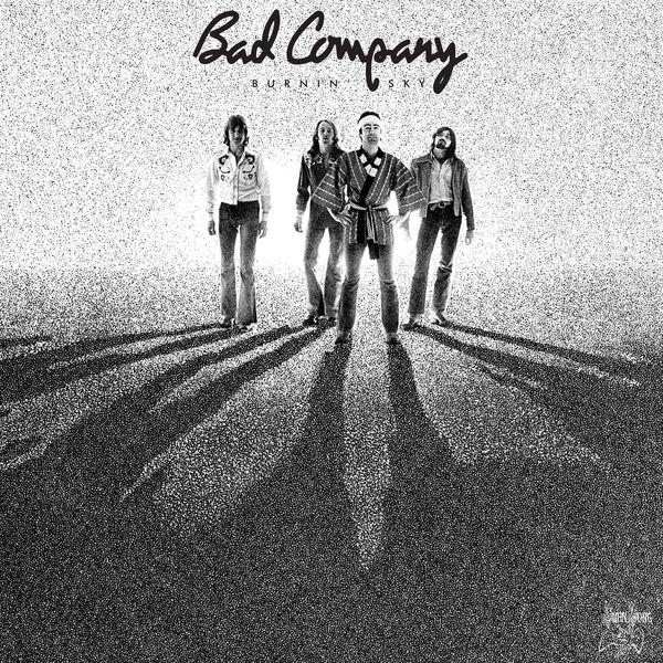 Bad Company - Burnin' Sky (Remastered)