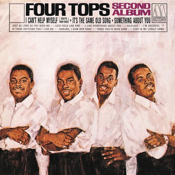 Four Tops|Second Album