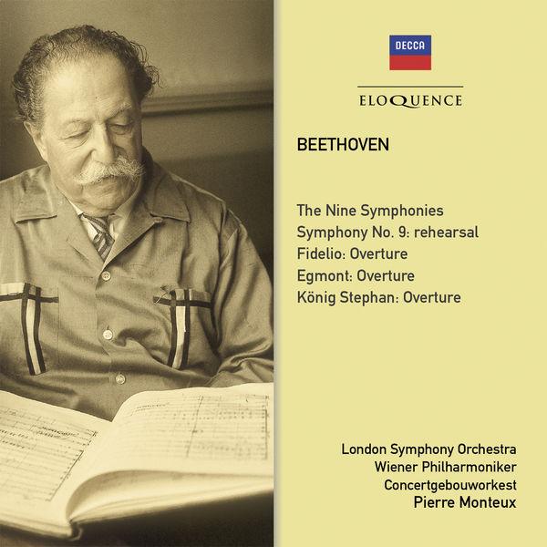 Pierre Monteux - Beethoven : The Nine Symphonies
