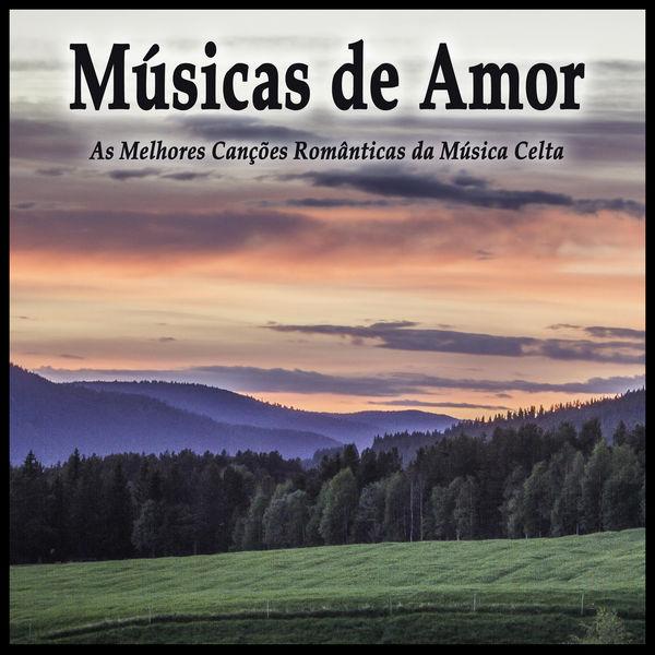Various Artists - Músicas de Amor: As Melhores Canções Românticas da Música Celta