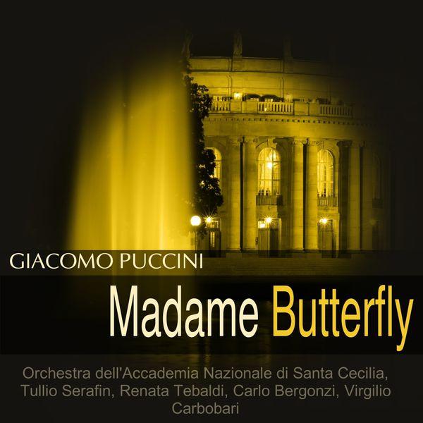 Orchestra dell'Accademia Nazionale Di Santa Cecilia - Puccini: Madame Butterfly