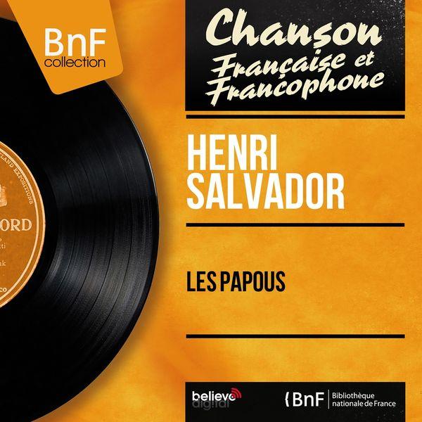 Henri Salvador - Les papous (feat. Paul Mauriat et son orchestre) [Mono Version]