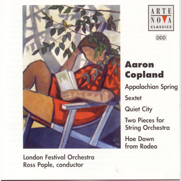 Copland: Appalachian Spring/Quiet City/Rodeo etc    Aaron Copland by