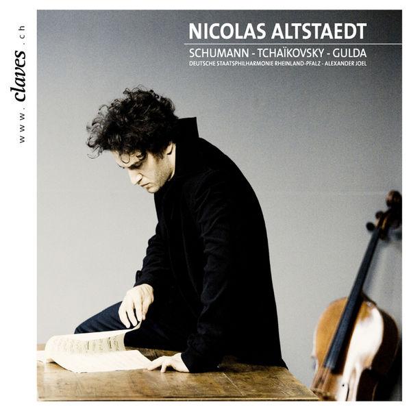 Nicolas Altstaedt - Schumann: Cello Concerto / Tchaikovsky: Rococo Variations / Gulda: Cello Concerto