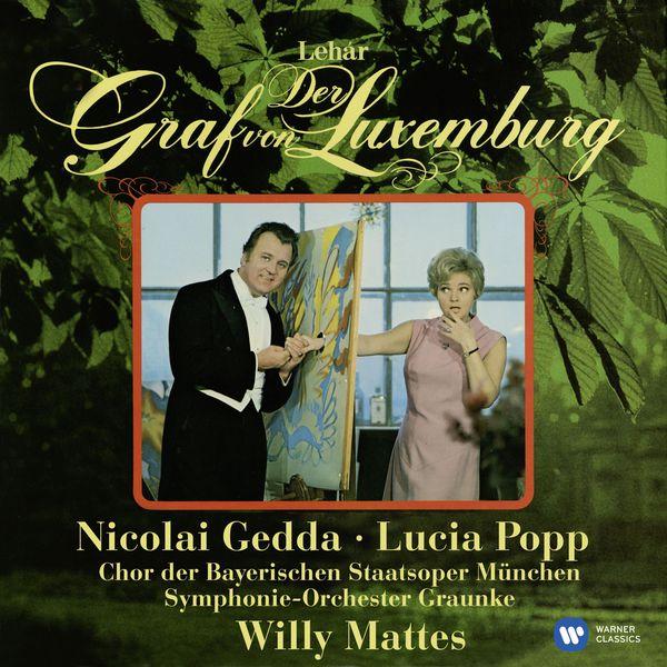 Nicolai Gedda - Der Graf von Luxemburg