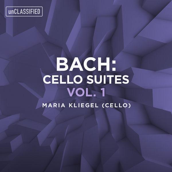 Maria Kliegel - Bach: Cello Suites, Vol. 1