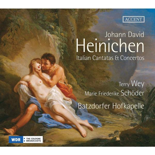 Xenia Löffler - Heinichen: Italian Cantatas & Concertos