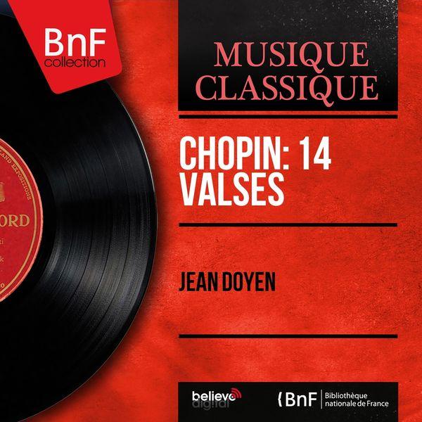 Jean Doyen - Chopin: 14 Valses (Mono Version)