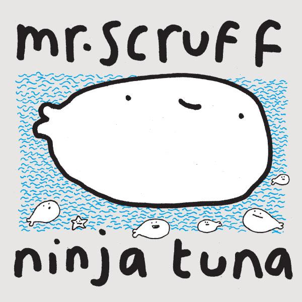 Mr. Scruff - Ninja Tuna with Bonus Bait
