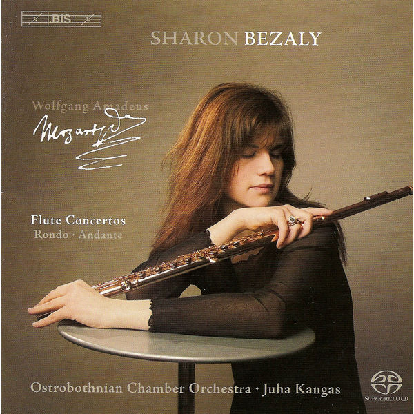 Sharon Bezaly - MOZART: Flute Concertos Nos. 1 and 2 / Concerto for Flute and Harp / Andante in C major / Rondo in D major (Bezaly)