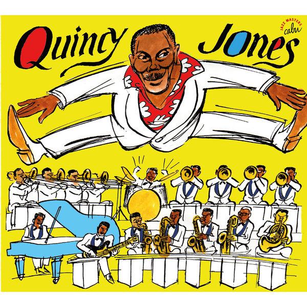 Quincy Jones - BD Music & Cabu Present Quincy Jones, une anthologie 1951/1959