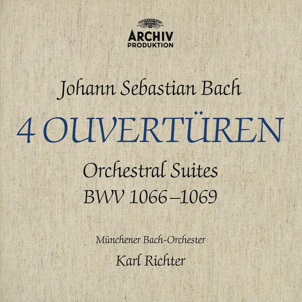 Aurèle Nicolet - Bach, J.S.: Orchestral Suites, BWV 1066-1069