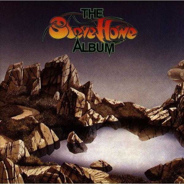 Steve Howe - The Steve Howe Album