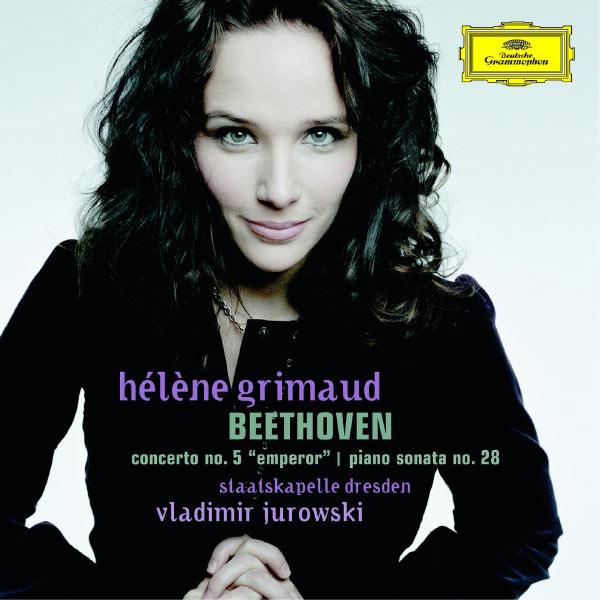Hélène Grimaud - Beethoven: Piano Concerto No. 5; Piano Sonata No.28 in A, Op.101