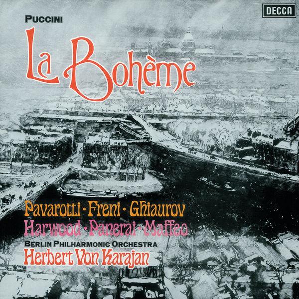 Luciano Pavarotti - Puccini: La Bohème