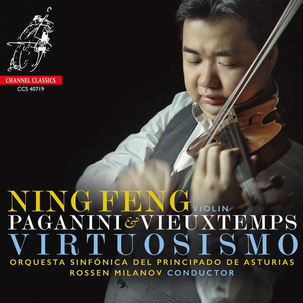 Ning Feng - Virtuosismo: Paganini & Vieuxtemps