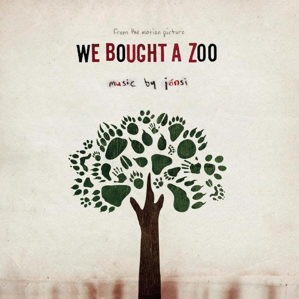 "Jónsi - Bande Originale du film ""We Bought a Zoo"" (Cameron Crowe, 2012)"