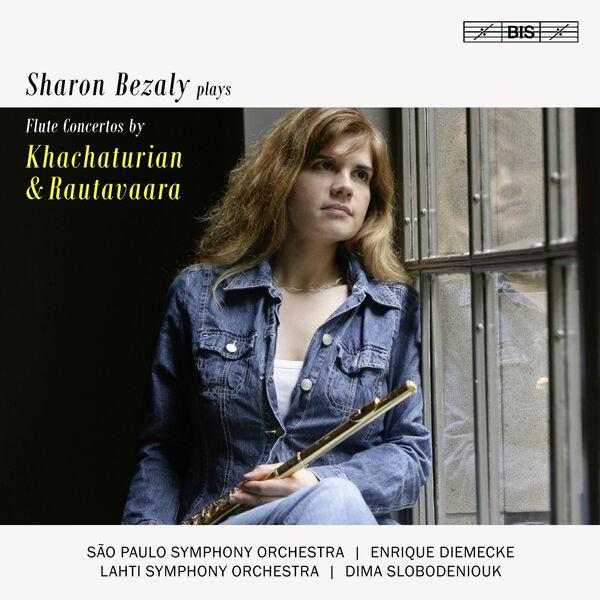 Sharon Bezaly - Khachaturian & Rautavaara : Flute Concertos