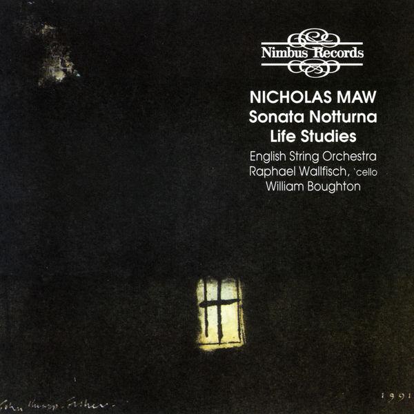 Raphael Wallfisch - Maw: Sonata Notturna, Life Studies