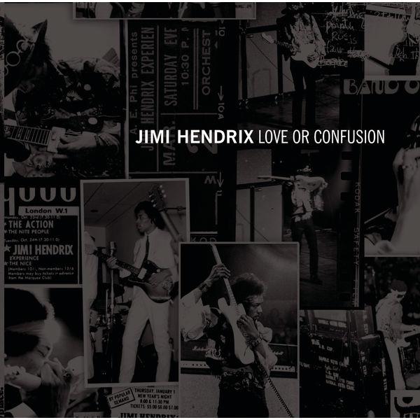 Jimi Hendrix - Love Or Confusion