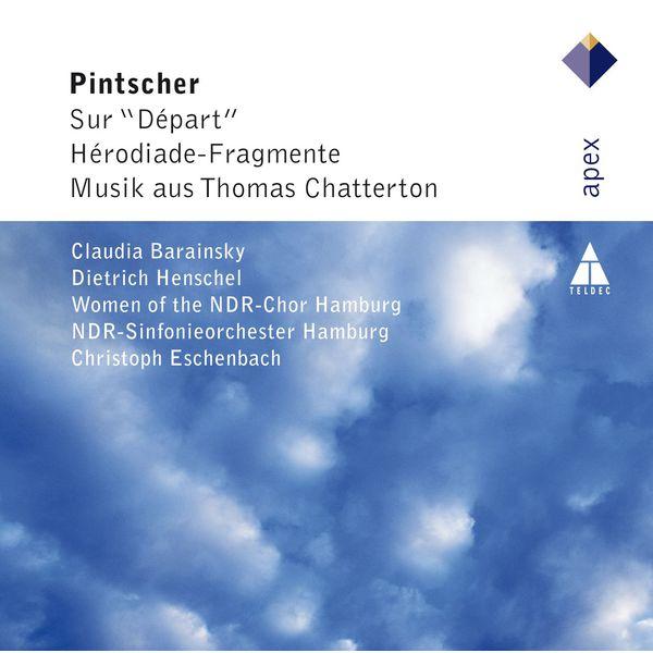 Claudia Barainsky - Pintscher : Hérodiade Fragmente