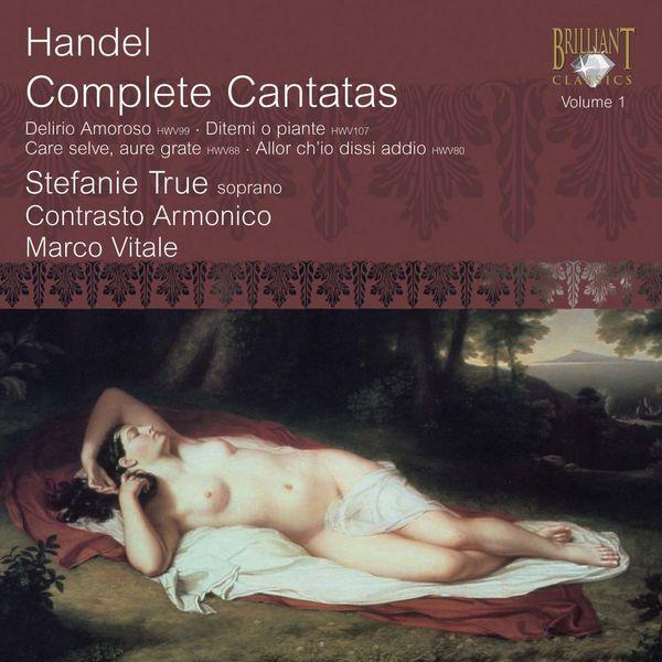 Marco Vitale  - Cantates (Intégrale - volume 1)