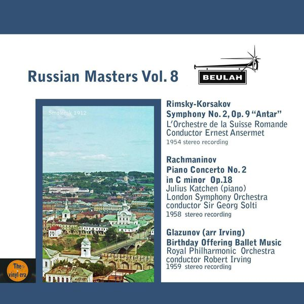 Various Artists - Russian Masters, Vol. 8