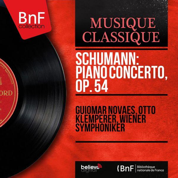 Guiomar Novaes - Schumann: Piano Concerto, Op. 54 (Mono Version)
