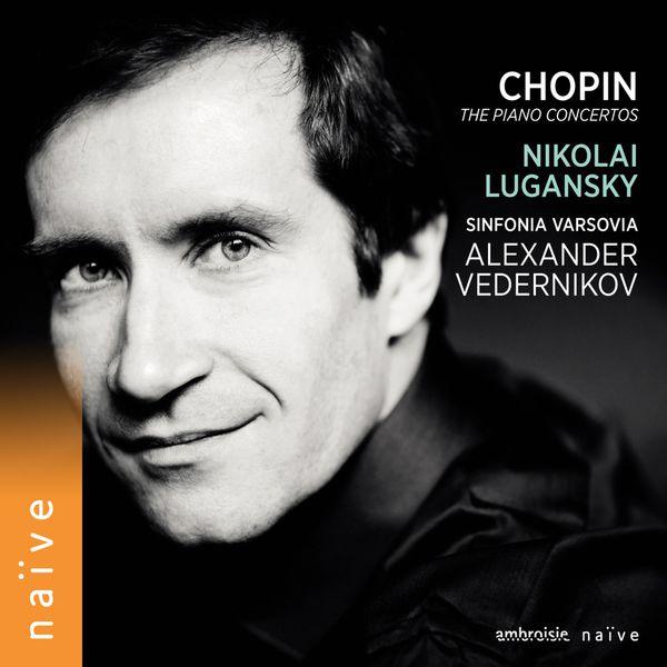 Nikolai Lugansky - Chopin: The Piano Concertos