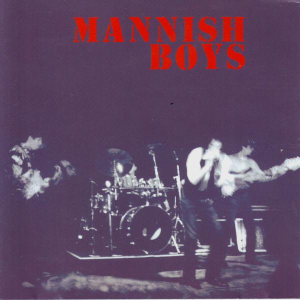 Mannish Boys - Mannish Boys - EP